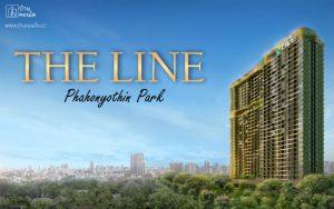 คอนโด เดอะ ไลน์ พหลโยธิน พาร์ค THE LINE Phahonyothin Park